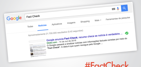 Google anuncia Fact Check