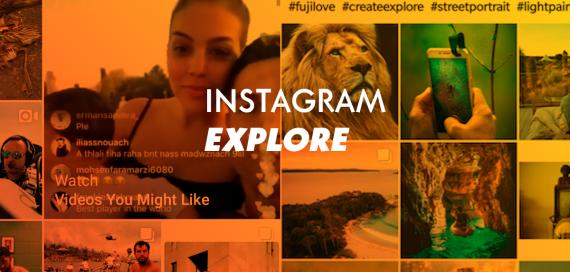 Como aparecer no Instagram Explore e multiplicar sua visibilidade?